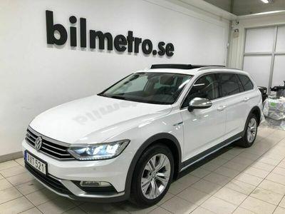 begagnad VW Passat Sportscombi TDI 190 DSG 4M Drag/Värm/Panorama