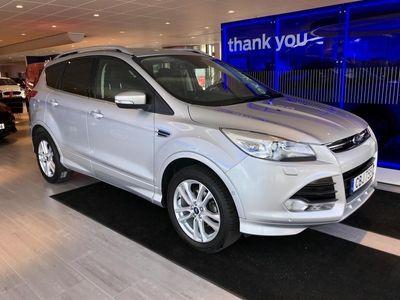 begagnad Ford Kuga 1.5T (150hp) EcoBoost Titanium X FWD