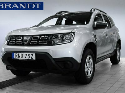 begagnad Dacia Duster 4x2 1,0 TCe 100 Family Edition