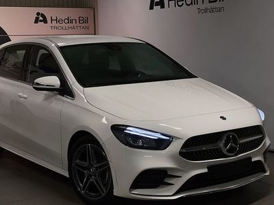 begagnad Mercedes B180 | AMG | BACKKAMERA |