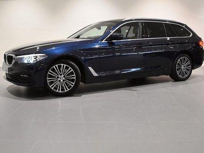 begagnad BMW 520 d xDrive Sport Line Aut Hi-Fi Drag
