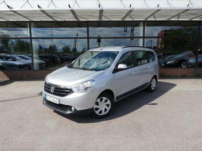 begagnad Dacia Lodgy 1,2 TCe 115 Laureate