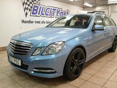 begagnad Mercedes E350 CDI BlueEFFICIENCY 7G-Tronic 265hk