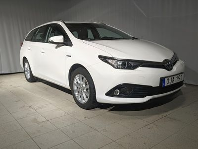begagnad Toyota Auris Touring Sports 1,8 Hybrid TS Active