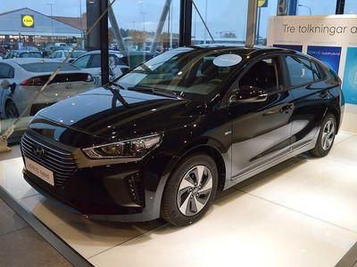 begagnad Hyundai Ioniq Hybrid Hybrid Comfort Eco DCT-7 Automat
