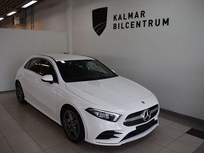 begagnad Mercedes A180 *PRIVATLEASING Kampanj AMG Line*