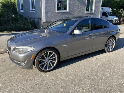 begagnad BMW 535 i X-Drive Sport