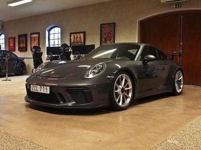 begagnad Porsche 911 GT3 911Club Sport 500hk Svenskså