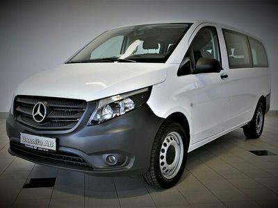 begagnad Mercedes Vito 114d Tourer 4X4 4WD Lång 8-sits