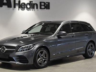 brugt Mercedes C220 220 d // DEMO // AMG-Line // Backkamera
