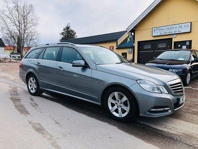 begagnad Mercedes E220 CDI BlueEFFICIENCY 7G-T
