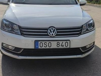 begagnad VW Passat variant 2.0