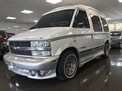 begagnad Chevrolet Astro Van, 4.3L (V6), Automat, Clea -00