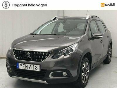 begagnad Peugeot 2008 1.2 VTi