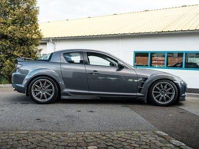 begagnad Mazda RX8 1.3 231hk Lågmil Fin