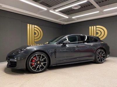 begagnad Porsche Panamera GTS Sport Turismo (460hk) SE UTR! / Sv-såld