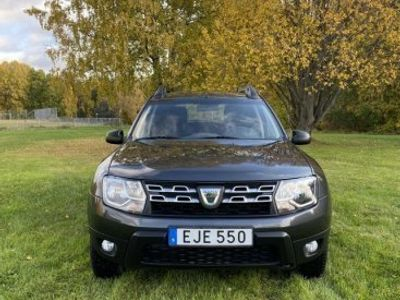 begagnad Dacia Duster 4x4 1,5 dCi Laureate -14