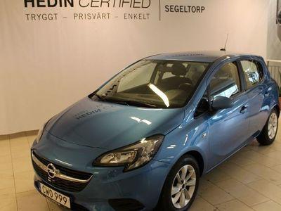 begagnad Opel Corsa 1,4 90HK 5D MT5 S+V-HJUL