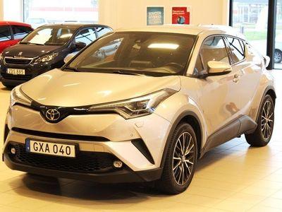 begagnad Toyota C-HR 1.2T Executive AWD Aut inkl. Park -17