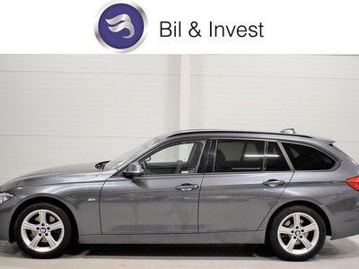 begagnad BMW 320 d xDrive Touring Sport line Euro 6 190hk