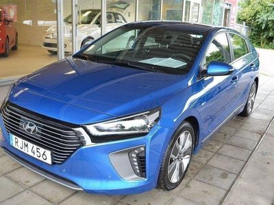 begagnad Hyundai Ioniq 1,6DCT 141hkHybrid Nav 1,95% Rä