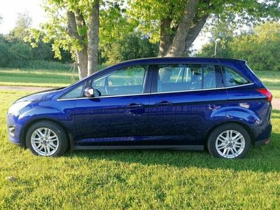 begagnad Ford Grand C-Max DXA
