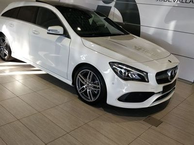 gebraucht Mercedes CLA200 Shooting brake//AMG-Sky//Premium