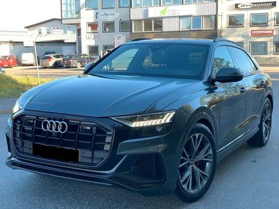 begagnad Audi Q8 50 TDI quattro TipTronic S-Line Euro