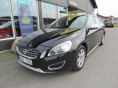 begagnad Volvo V60 D4 AWD Geartronic Momentum 163hk