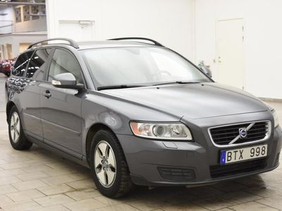 begagnad Volvo V50 1.6D DRIVe 109hk D-VÄRMARE/ 0:- KONTANT