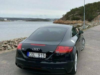 begagnad Audi TT 8J