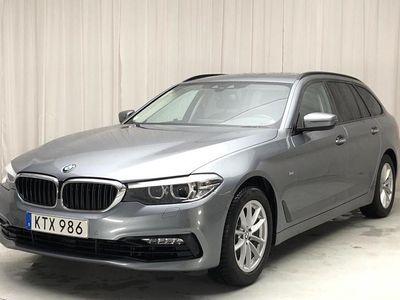 begagnad BMW 520 5-serien d Touring G31