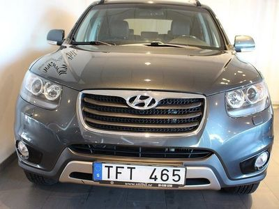 begagnad Hyundai Santa Fe 2.2 CRDi-R A6 Premium-7