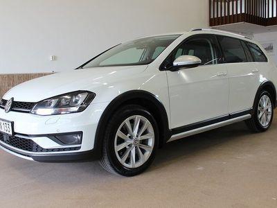 begagnad VW Golf Sportscombi 2.0 TDI EU6 4Motion DSG 2016, Personbil 154 500 kr