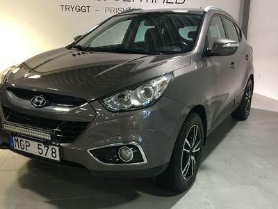 begagnad Hyundai ix35 2.0 CRDI 4WD/DRAG