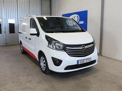 begagnad Opel Vivaro 1.6 CDTI Drag Nav 120hk -15