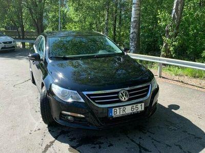 begagnad VW CC PASSAT CC