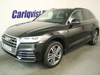 begagnad Audi Q5 QUATTRO TDI 190HK 4x4 S-line Aut