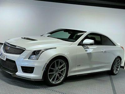 """begagnad Cadillac ATS -V Coupé 600hp 19"""" OZ"""