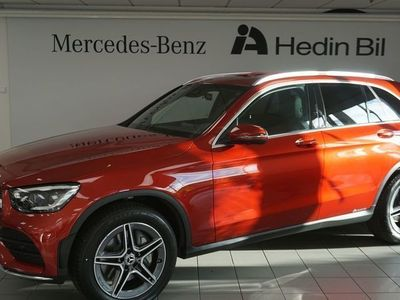 begagnad Mercedes 200 GLCD 4MATIC SUV