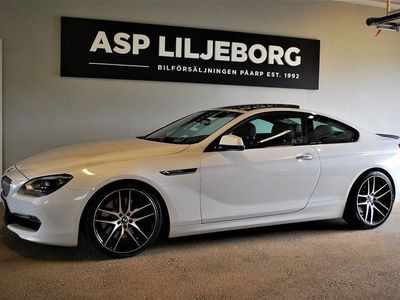 begagnad BMW 650 iA Coupe