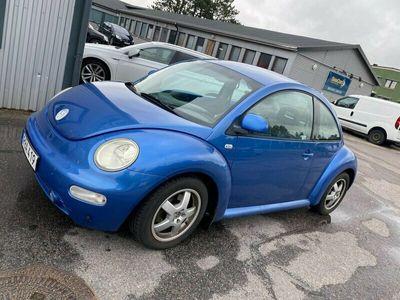 begagnad VW Beetle New2.0 Comfort 115hk
