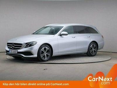 begagnad Mercedes E220 E-KlasseT 4matic Se Edition