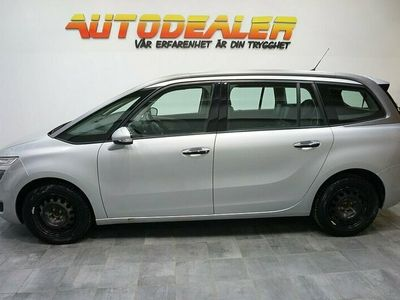 begagnad Citroën Grand C4 Picasso 1.6 HDi EGS 7-sits 114hk