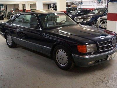 brugt Mercedes 500 S SESVETRANBIL -86