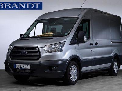 begagnad Ford Transit Skåp 310 L2 Trend 2.0TDCi 170hk M6 FWD