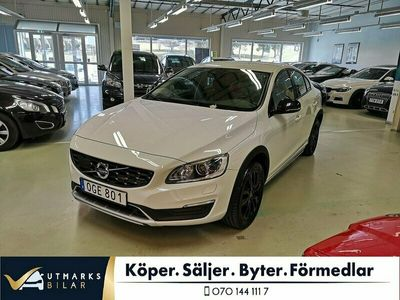 begagnad Volvo S60 CC D3 Geartronic Momentum Euro 6 150hk