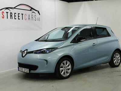 begagnad Renault Zoe R210 Backkamera, Navigation, 22 kWh 88hk