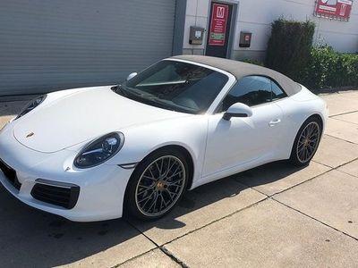 begagnad Porsche 991 Cab PDK 2016, Personbil 1 039 000 kr