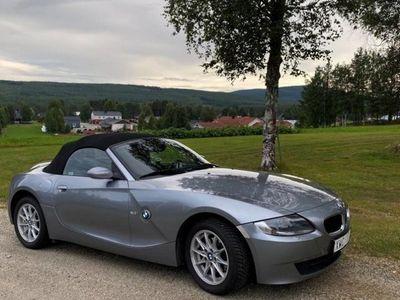 begagnad BMW Z4 2,0 i Cab